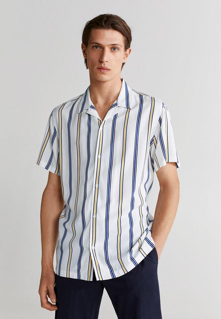 Рубашка с длинным рукавом Mango Man 67047647