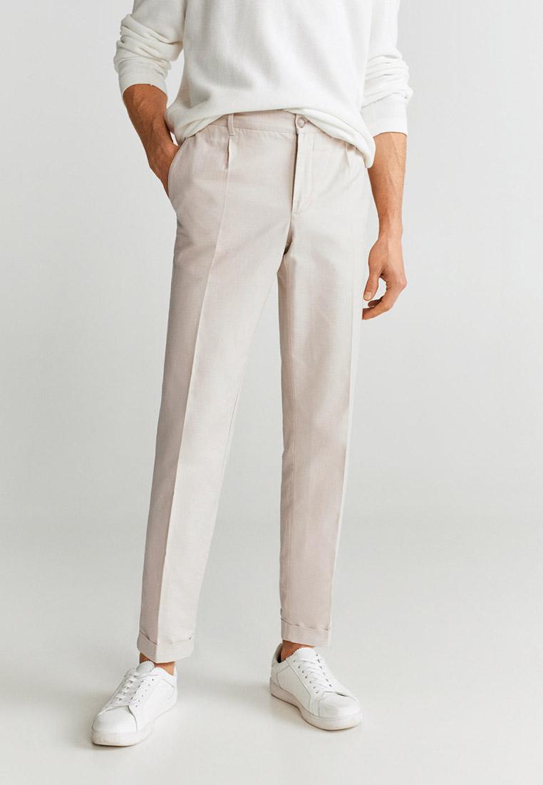 Мужские повседневные брюки Mango Man 67017877