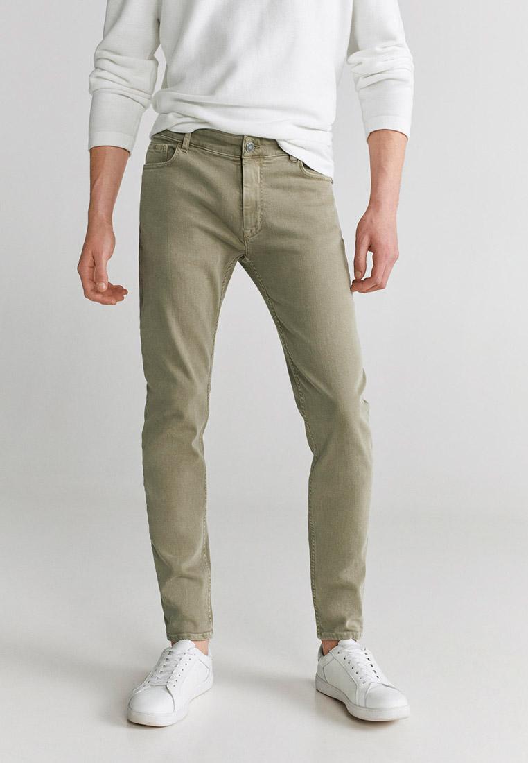 Мужские повседневные брюки Mango Man 67045136