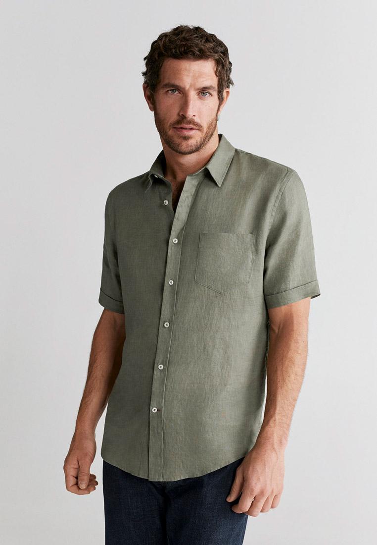 Рубашка с длинным рукавом Mango Man 67097563