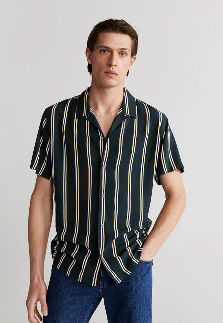 Рубашка с длинным рукавом Mango Man 67047649
