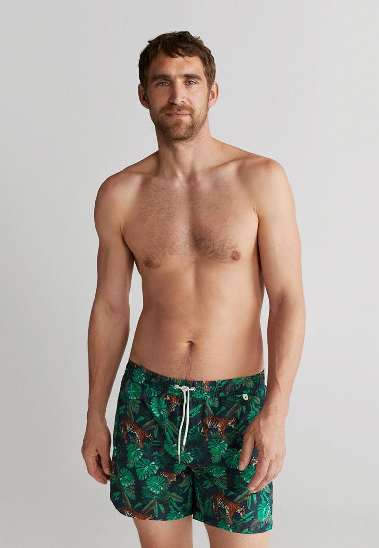 Мужские шорты для плавания Mango Man 67018258