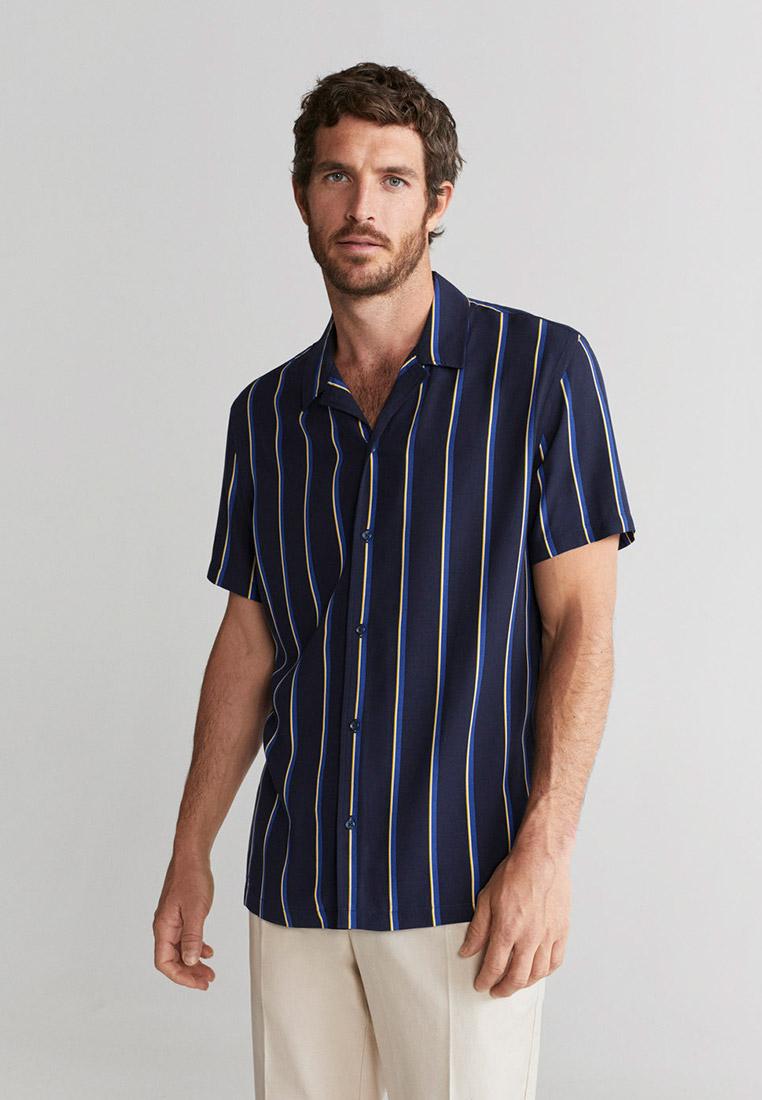 Рубашка с длинным рукавом Mango Man 67047648