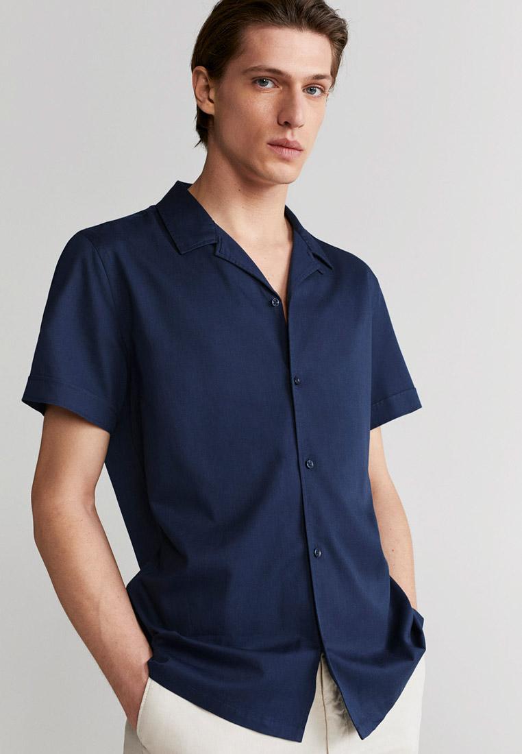Рубашка с длинным рукавом Mango Man 67037653