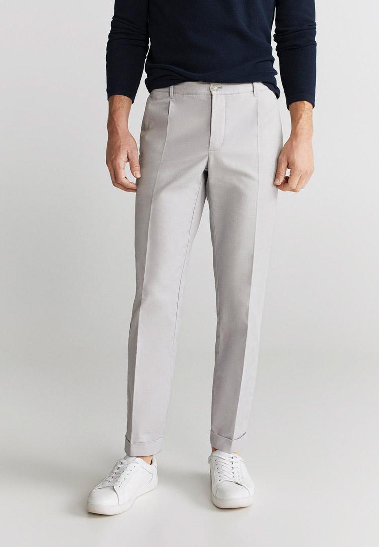 Мужские классические брюки Mango Man 67017878