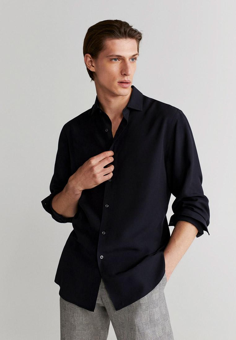 Рубашка с длинным рукавом Mango Man 67037665