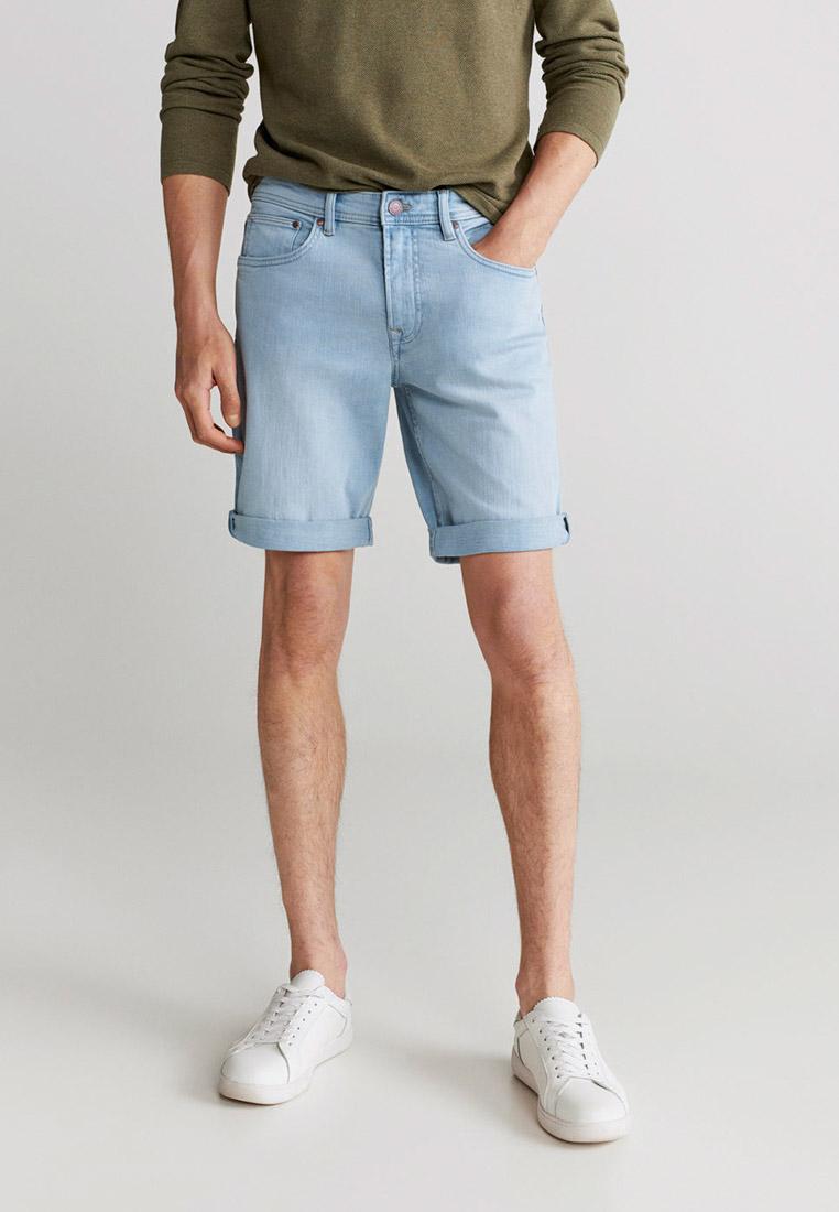 Мужские джинсовые шорты Mango Man 67015920