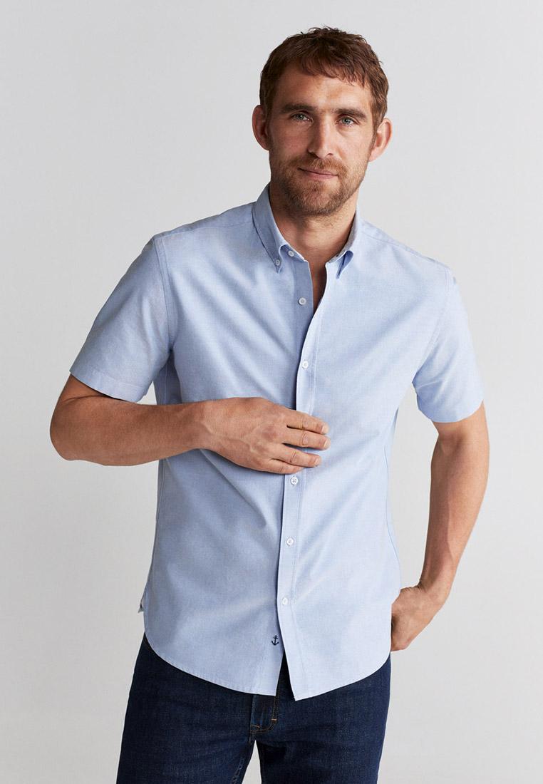 Рубашка с длинным рукавом Mango Man 67047657