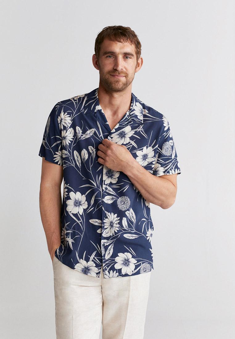 Рубашка с длинным рукавом Mango Man 67008258