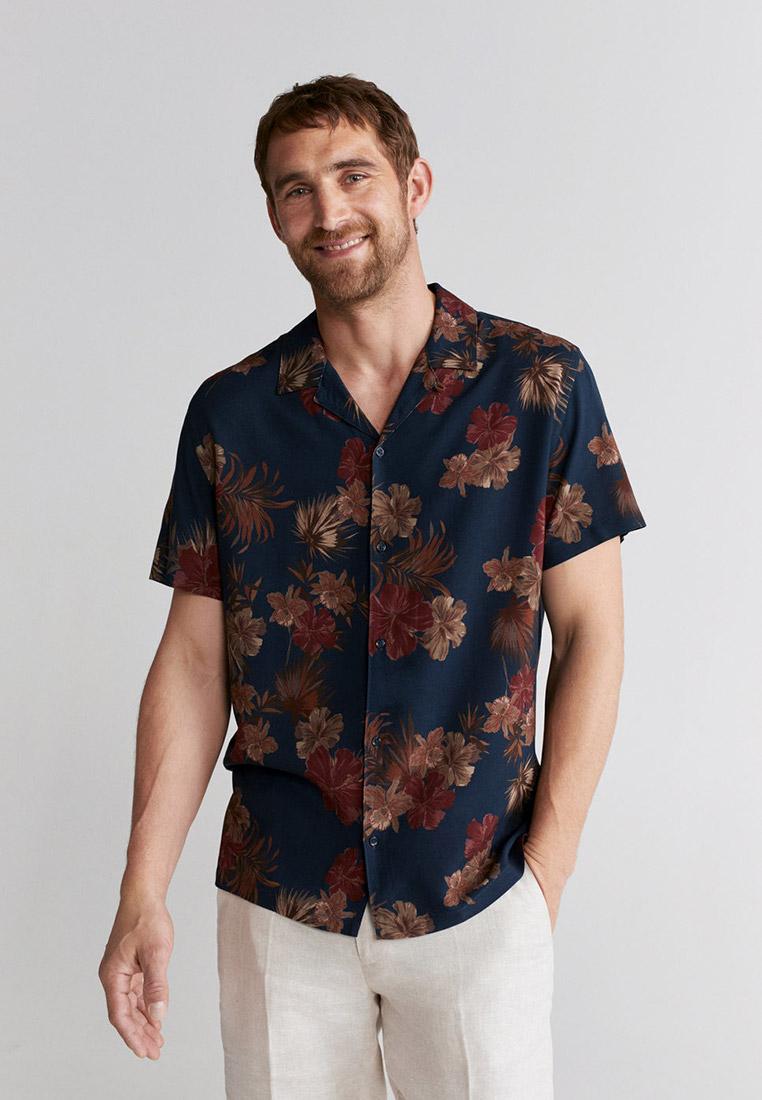 Рубашка с длинным рукавом Mango Man 67028255