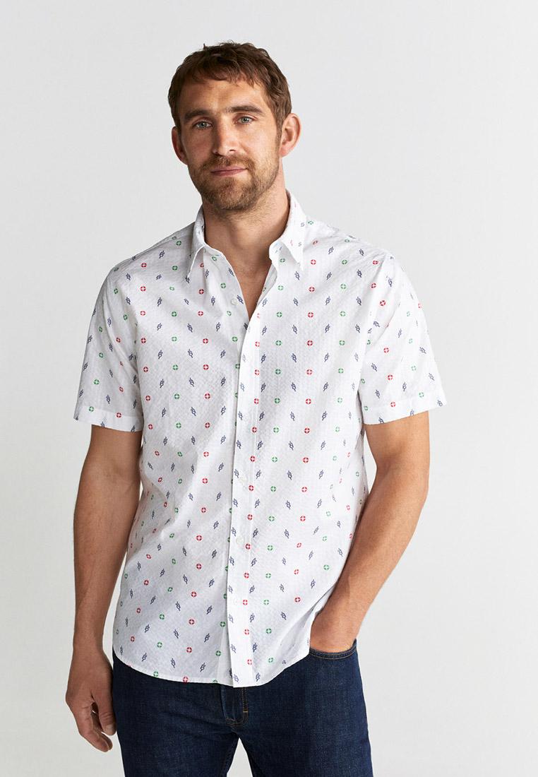 Рубашка с длинным рукавом Mango Man 67037659