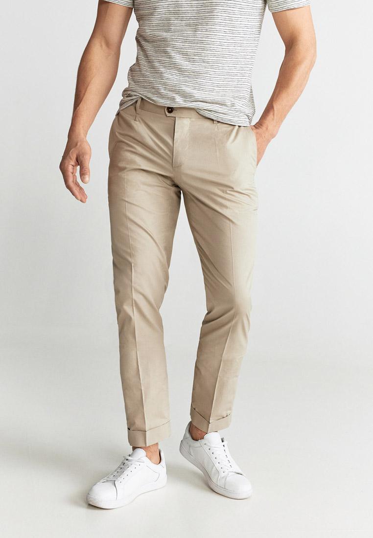 Мужские прямые брюки Mango Man 67048253