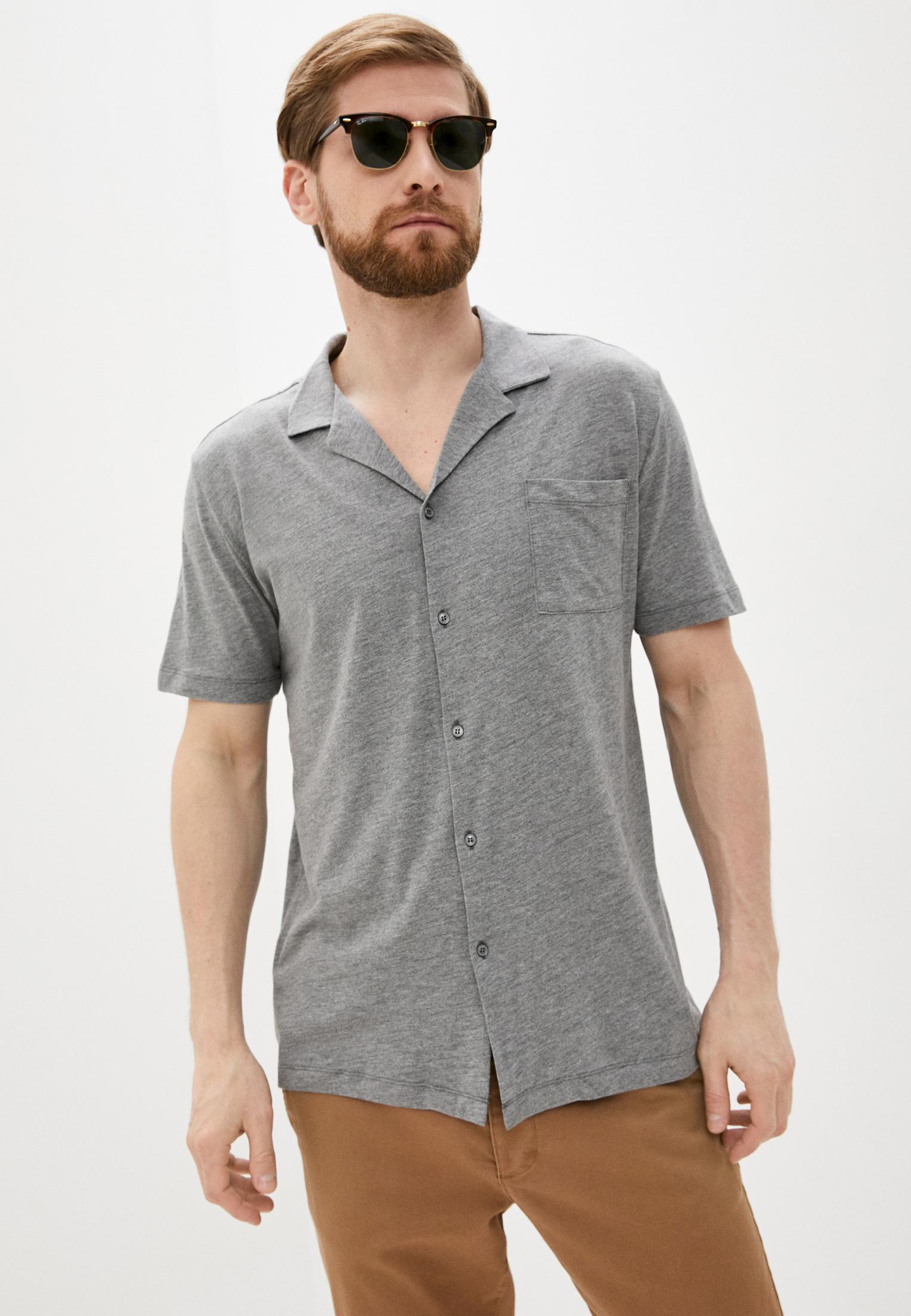 Рубашка с длинным рукавом Mango Man 67927671