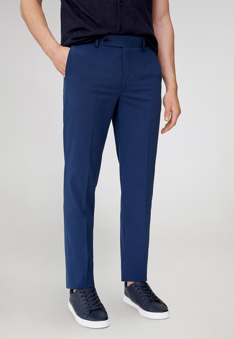 Мужские классические брюки Mango Man 77050019