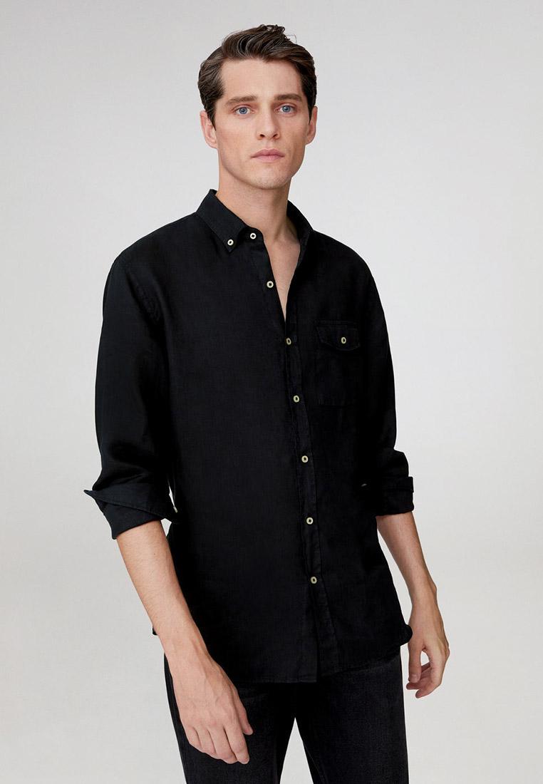 Рубашка с длинным рукавом Mango Man 77090026