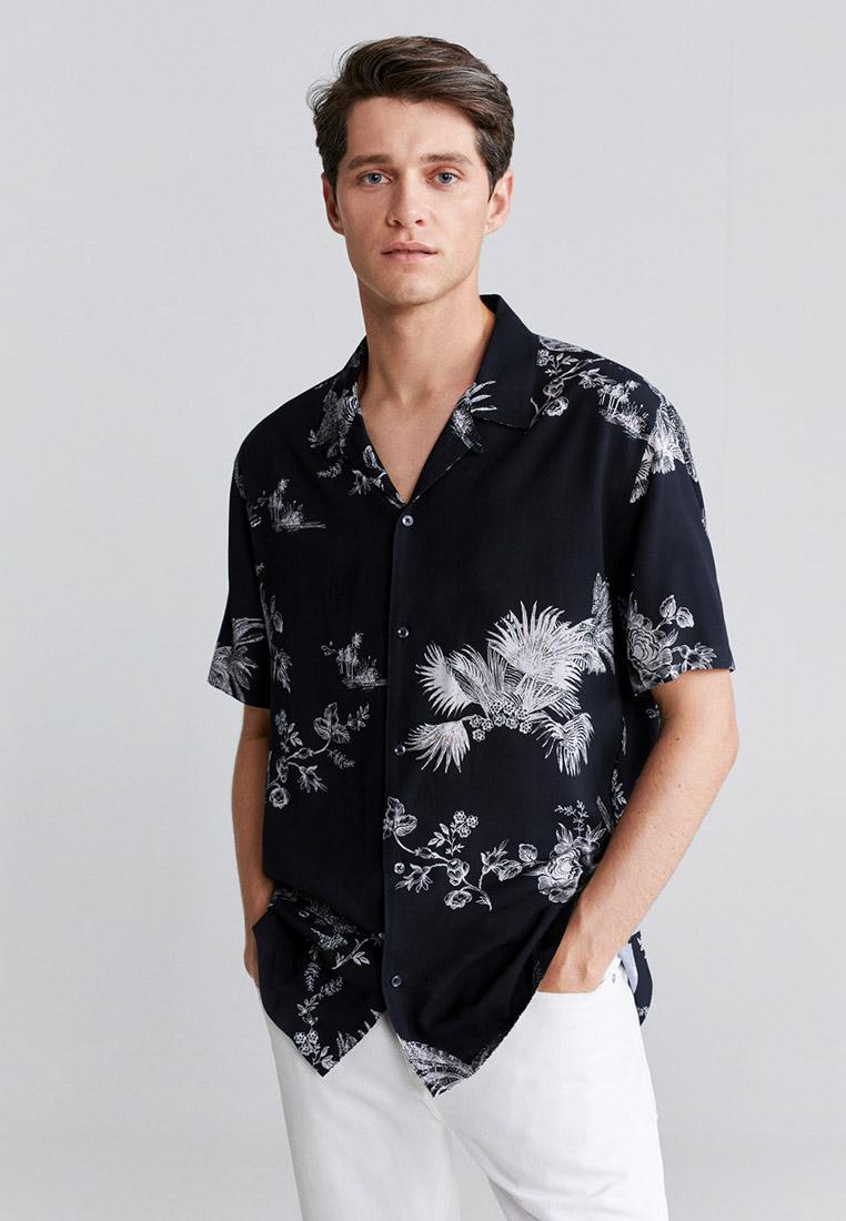 Рубашка с длинным рукавом Mango Man 77010000