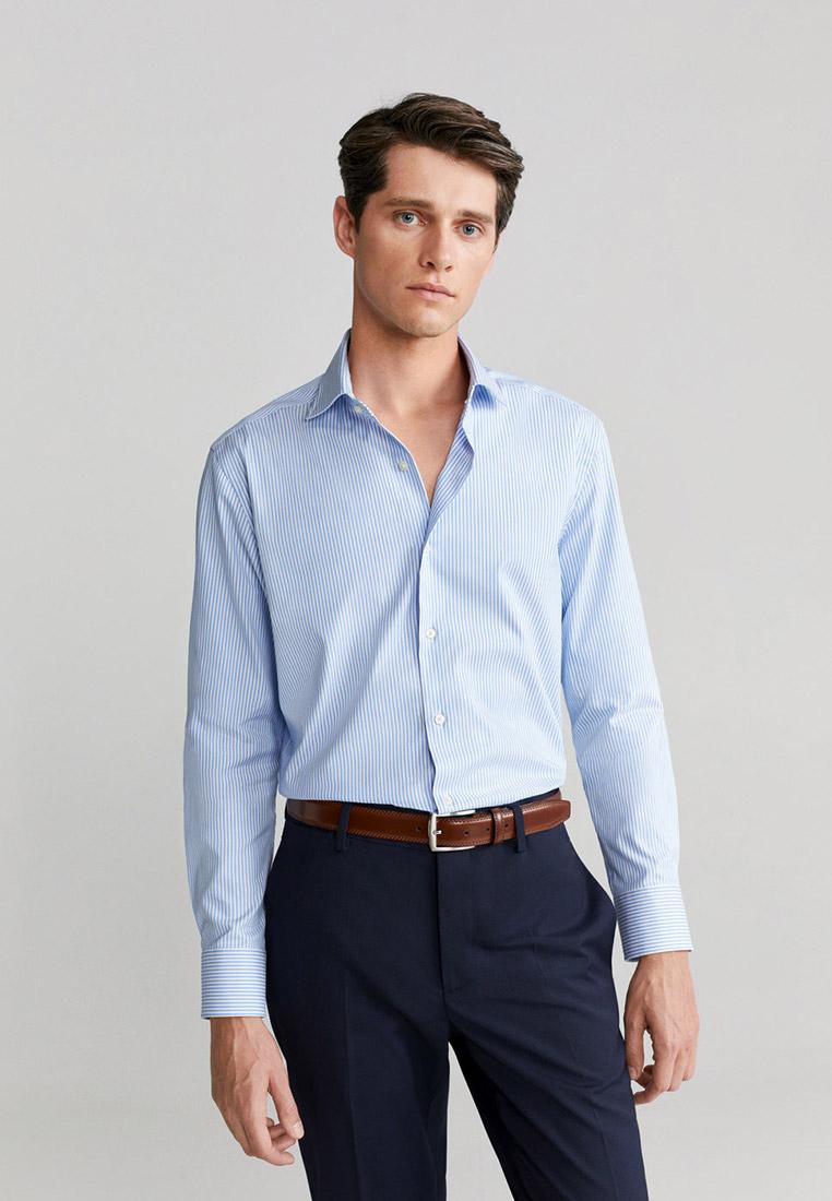 Рубашка с длинным рукавом Mango Man 77010506