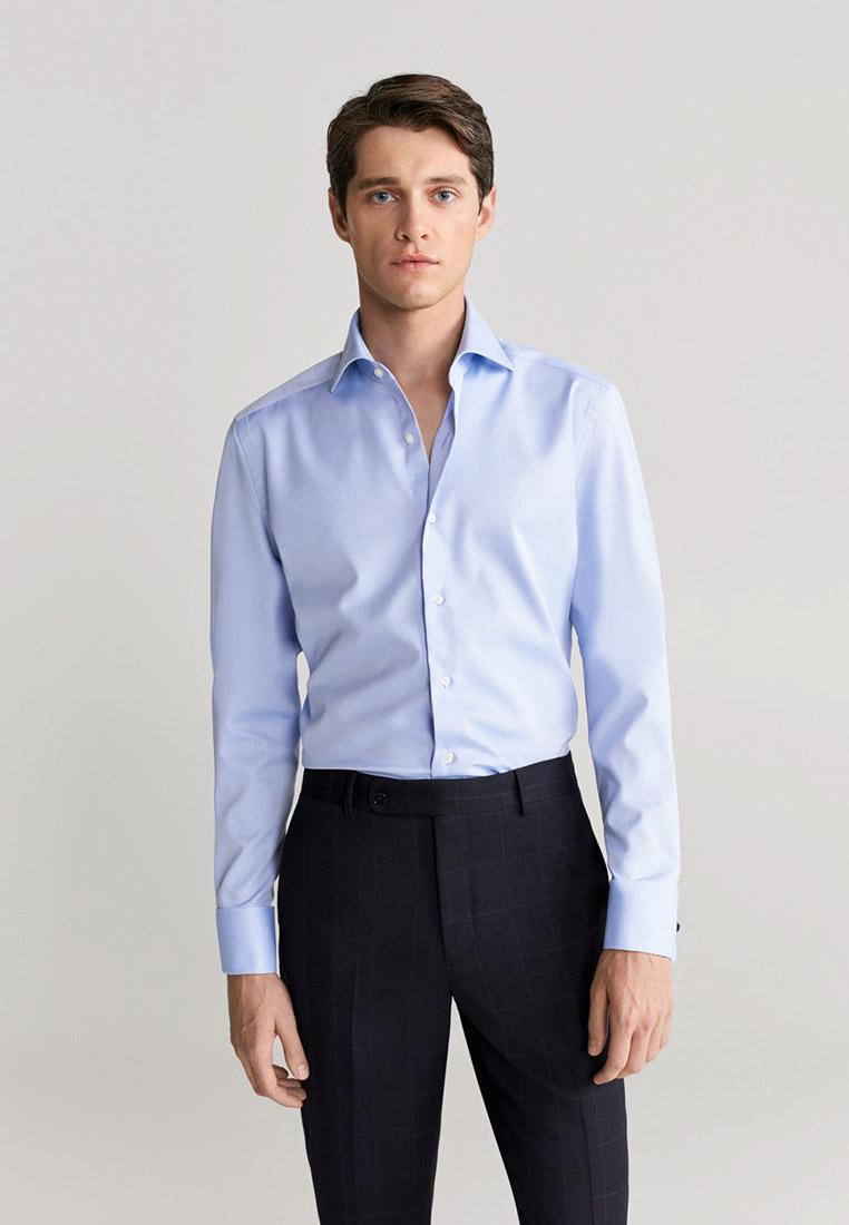 Рубашка с длинным рукавом Mango Man 77000508