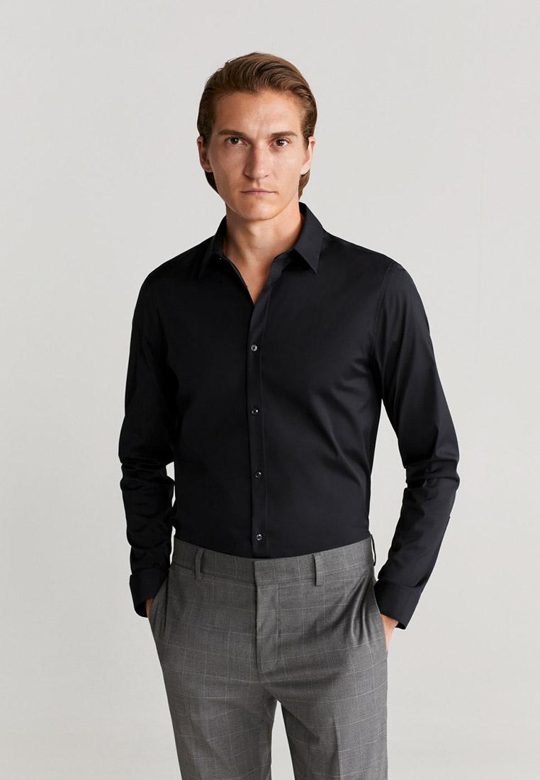 Рубашка с длинным рукавом Mango Man 77070502