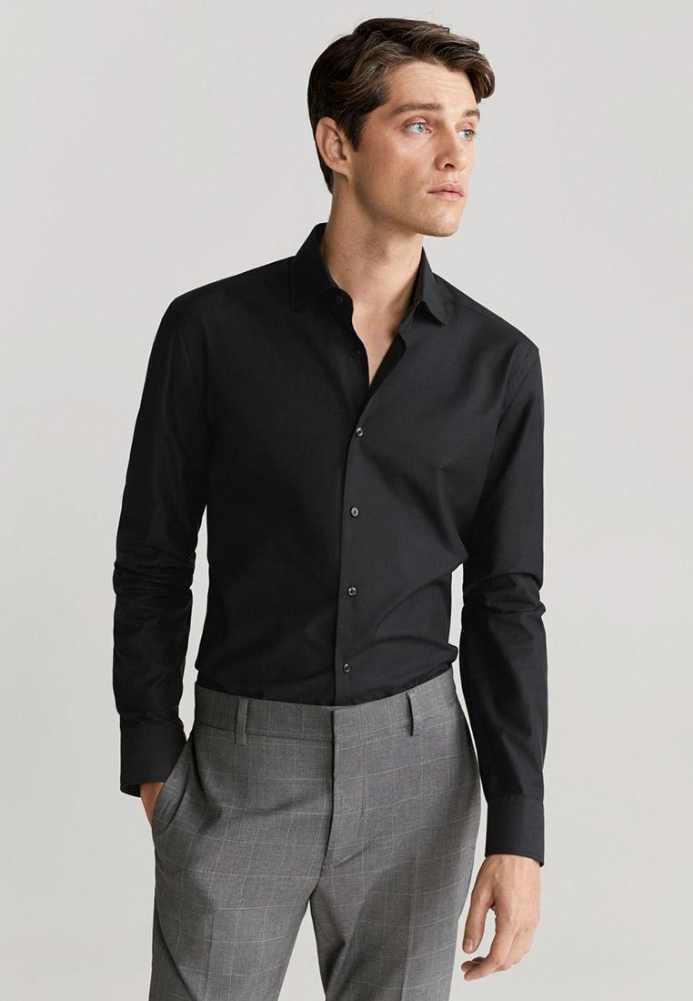 Рубашка с длинным рукавом Mango Man 77040502