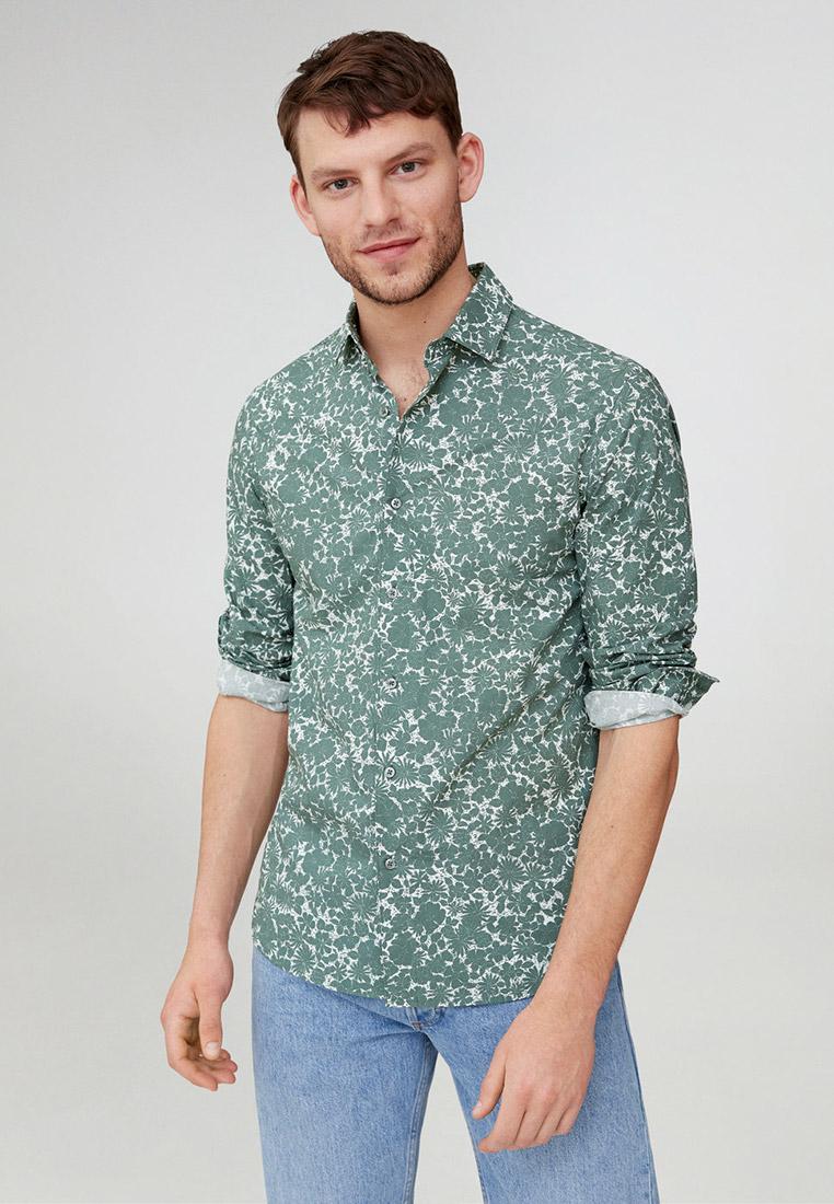 Рубашка с длинным рукавом Mango Man 67046310