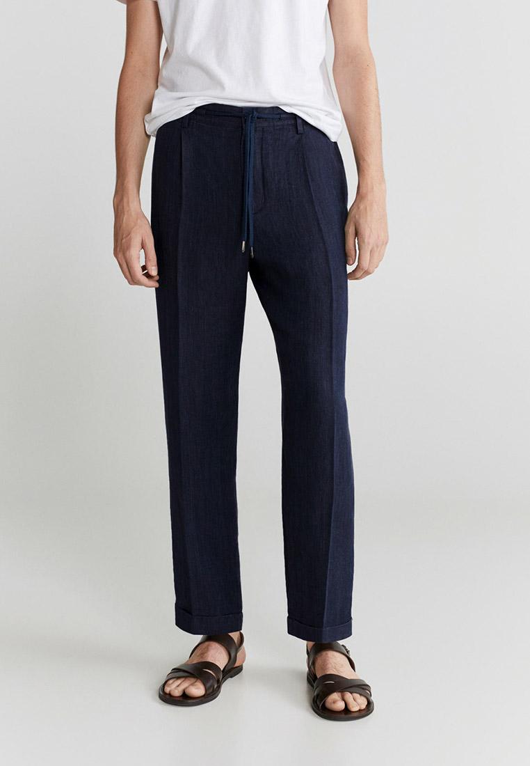 Мужские повседневные брюки Mango Man 77001004