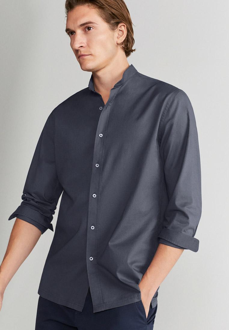 Рубашка с длинным рукавом Mango Man 77050515