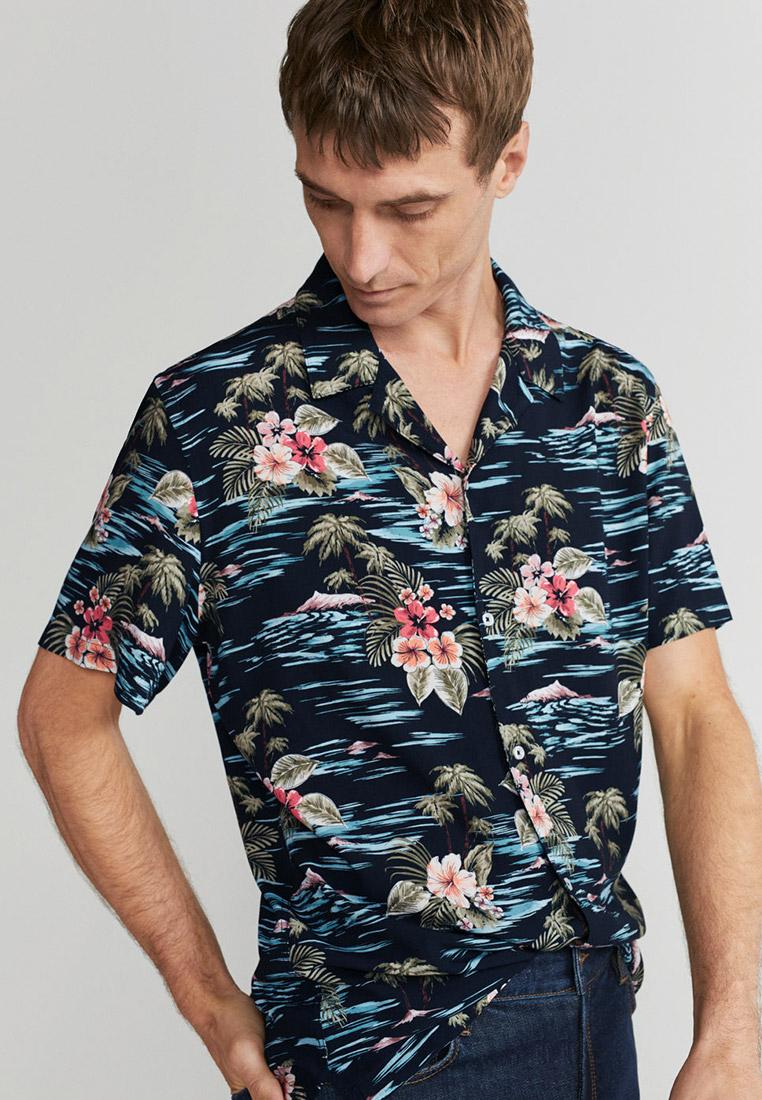 Рубашка с длинным рукавом Mango Man 77010510