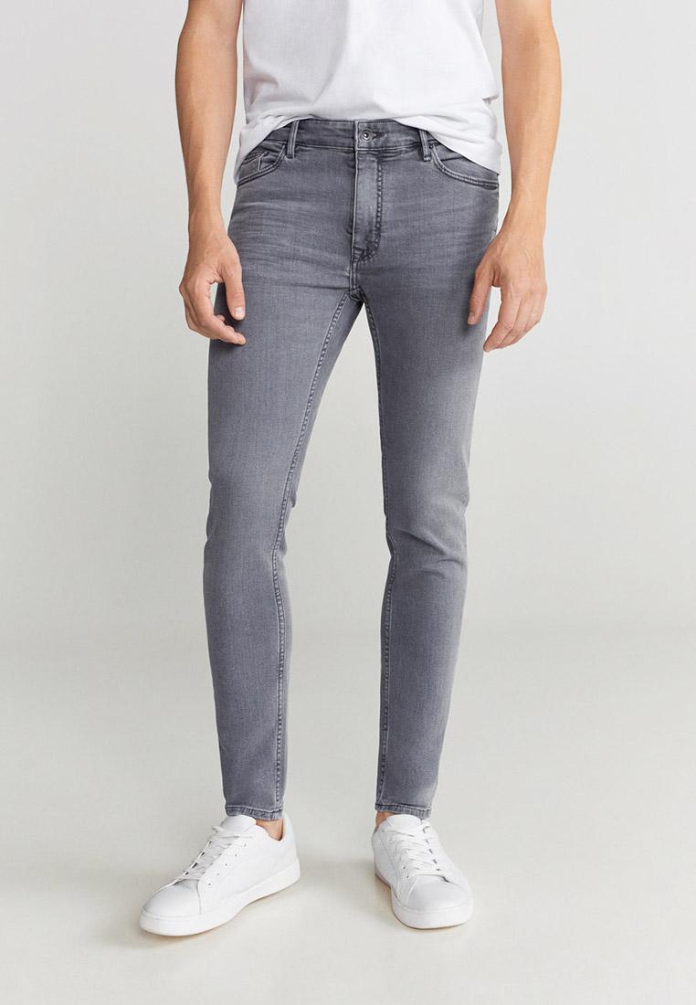 Зауженные джинсы Mango Man 77010522