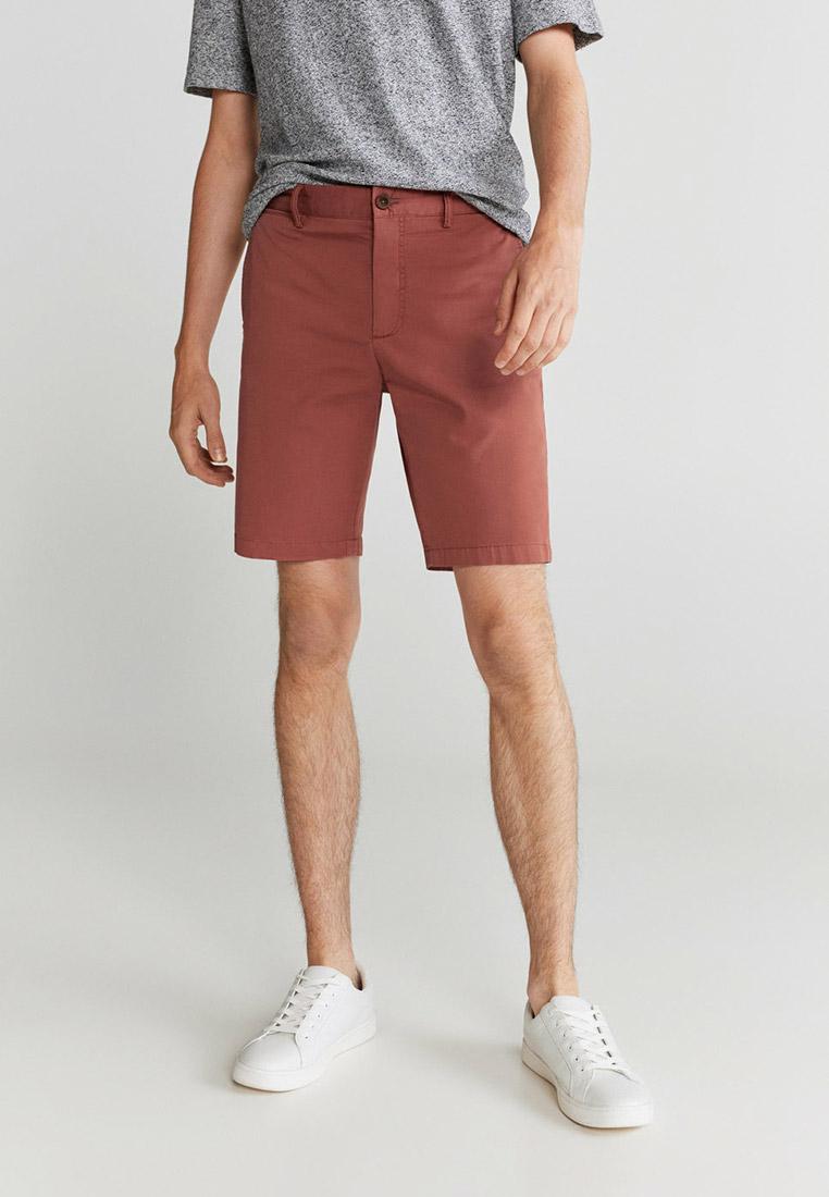 Мужские повседневные шорты Mango Man 77011004