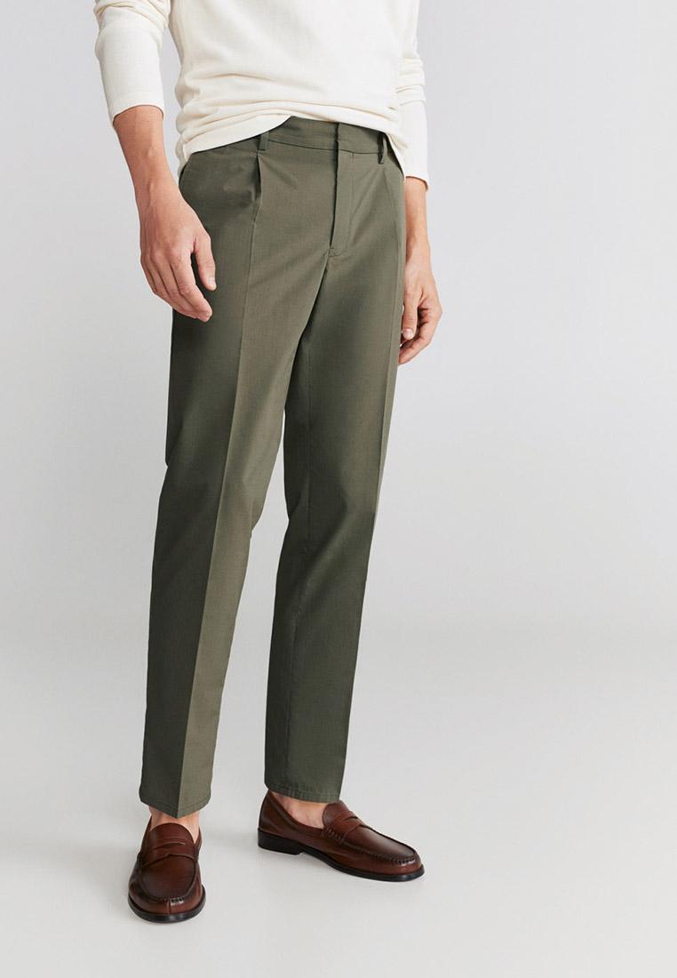 Мужские классические брюки Mango Man 77001005