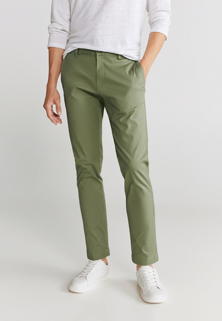 Мужские повседневные брюки Mango Man 77040515