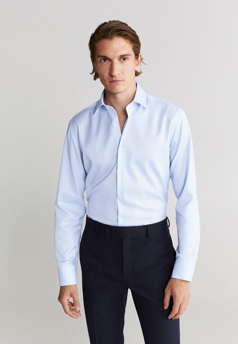 Рубашка с длинным рукавом Mango Man 77012892