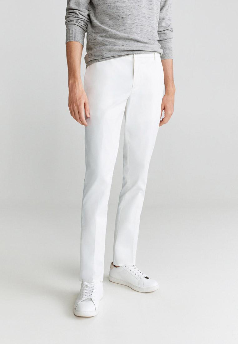 Мужские зауженные брюки Mango Man 77001003
