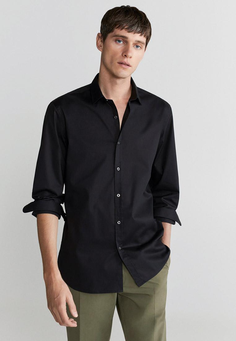 Рубашка с длинным рукавом Mango Man 77022503