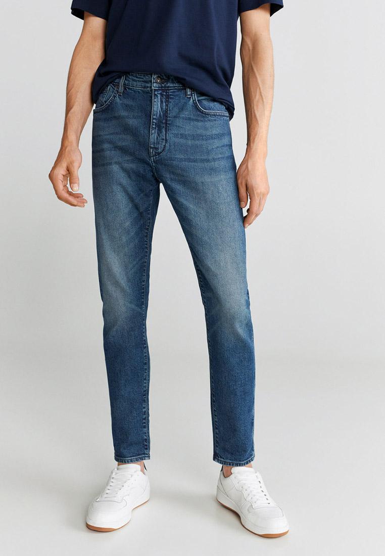 Зауженные джинсы Mango Man 77000534