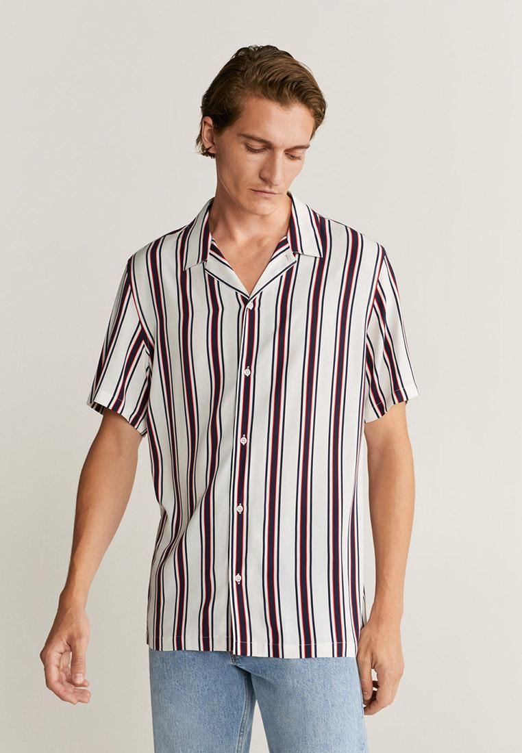 Рубашка с коротким рукавом Mango Man 77002508