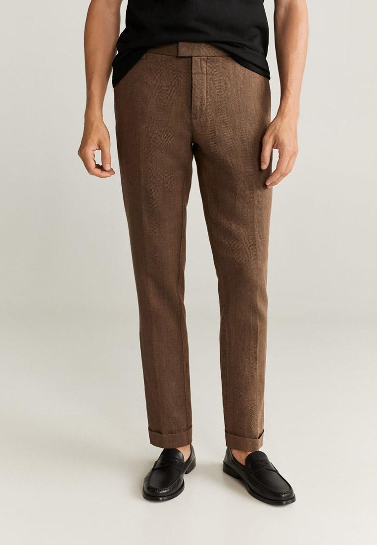 Мужские повседневные брюки Mango Man 77000506