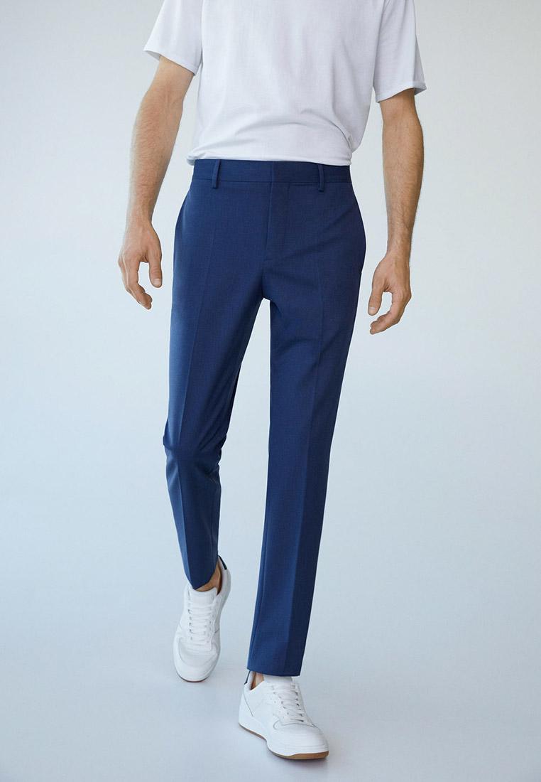 Мужские зауженные брюки Mango Man 77020509