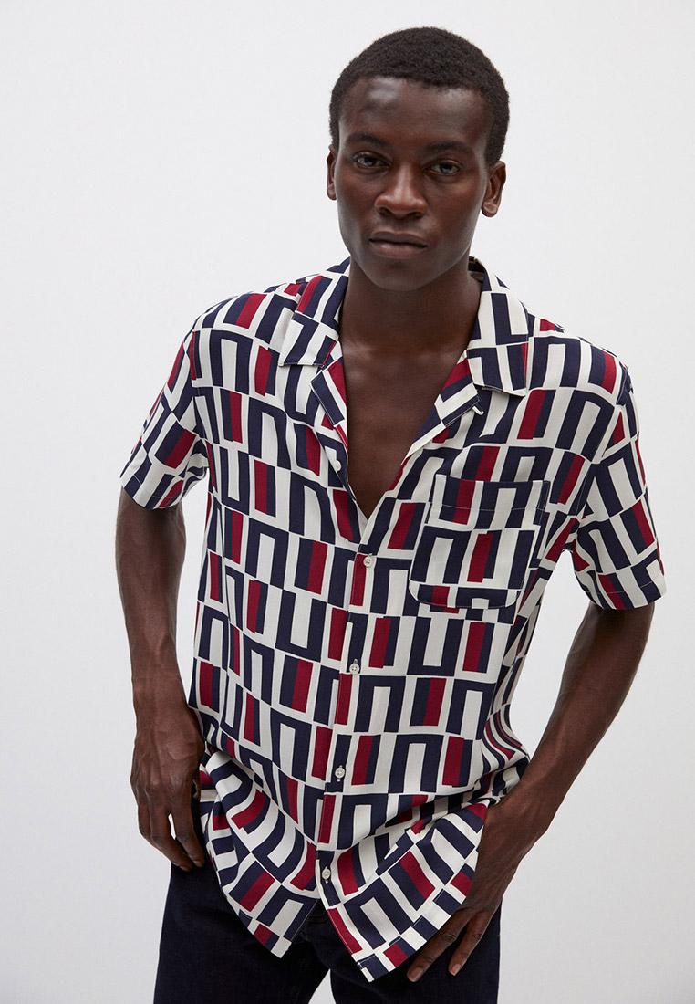 Рубашка с коротким рукавом Mango Man 77012503