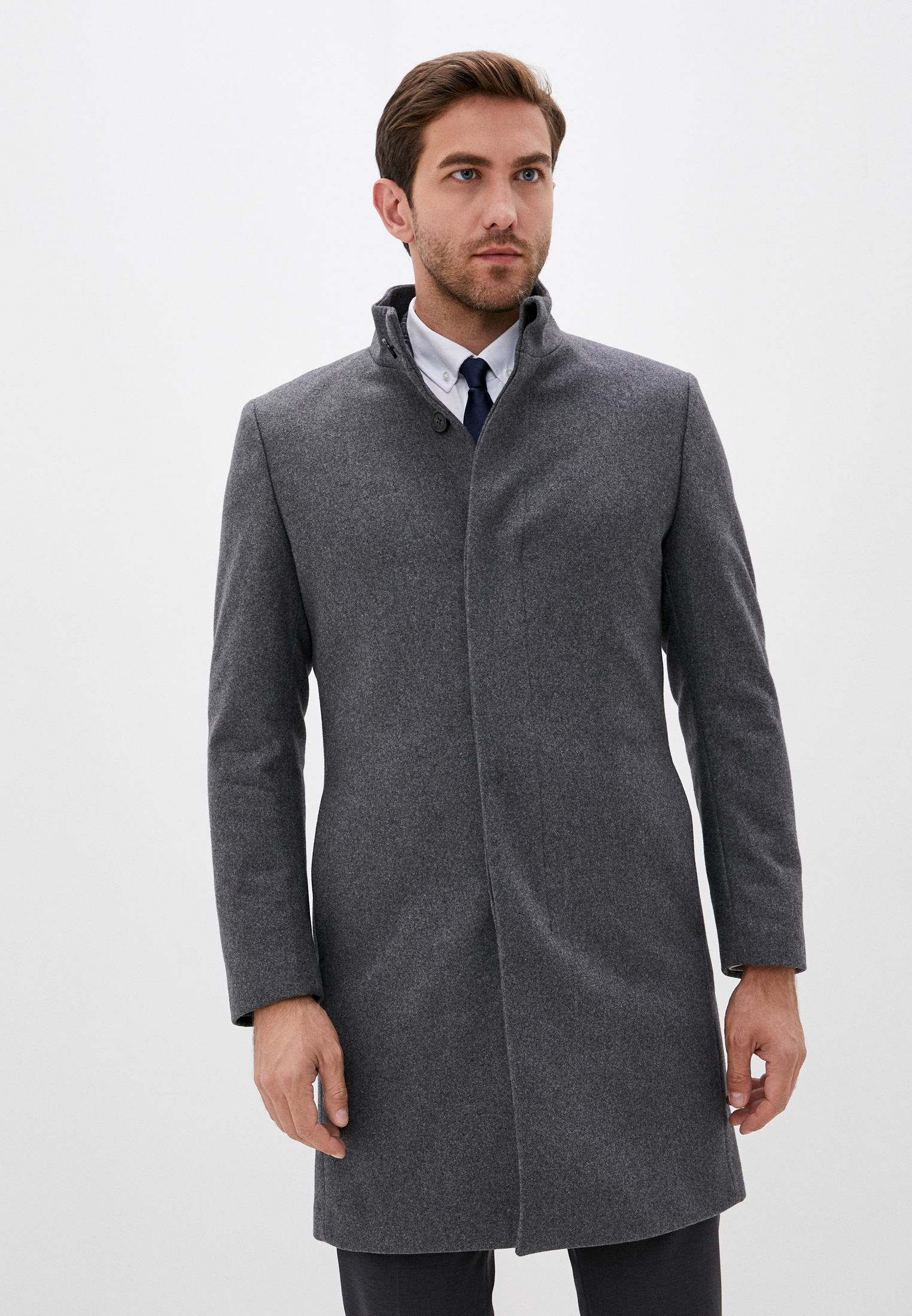 Мужские пальто Mango Man 77754379