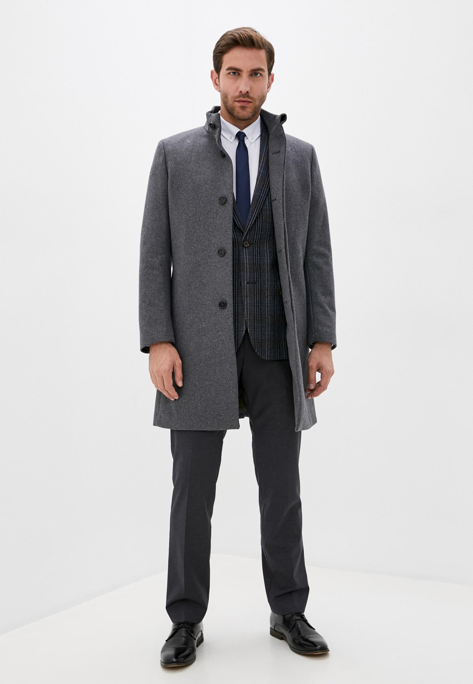 Мужские пальто Mango Man 77754379: изображение 2