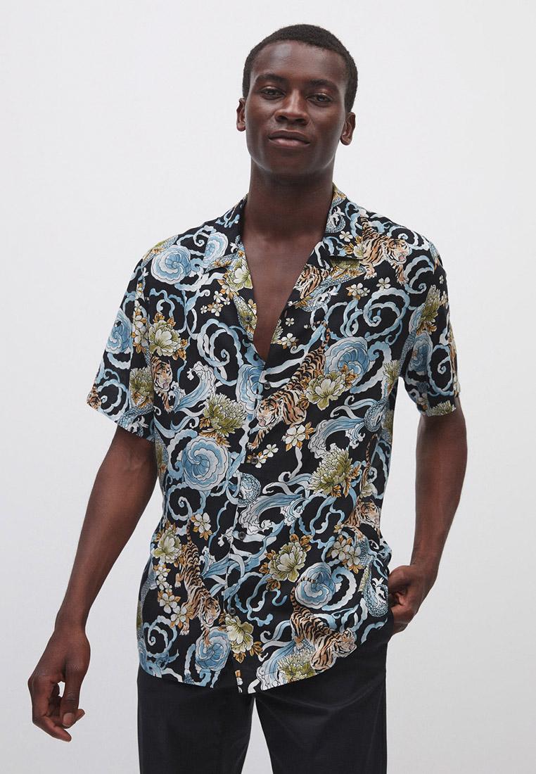 Рубашка с длинным рукавом Mango Man 77044001