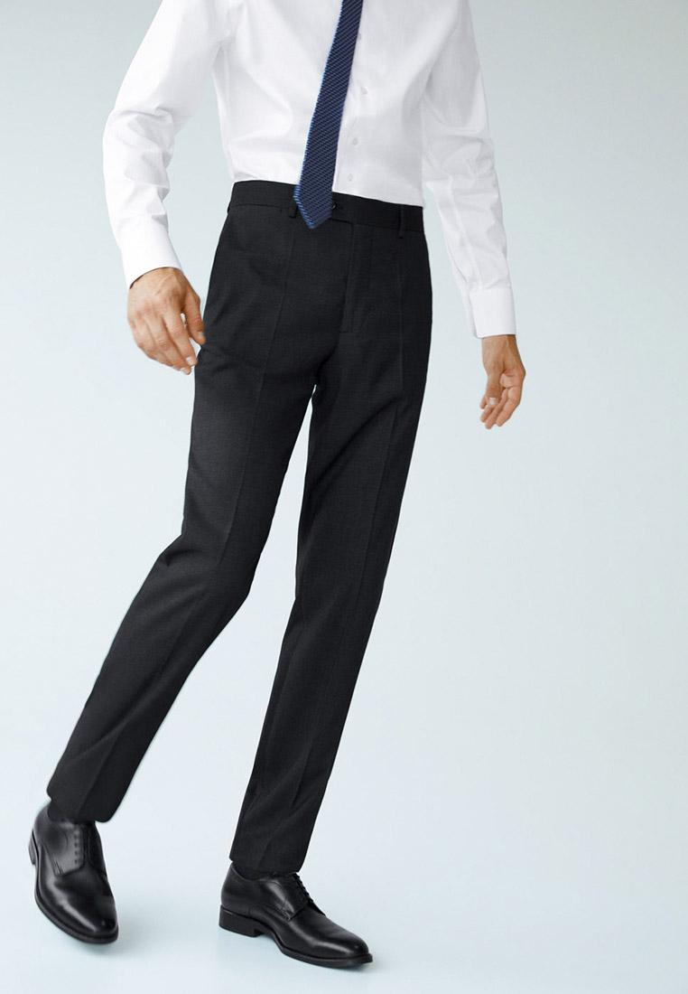 Мужские классические брюки Mango Man 77001008