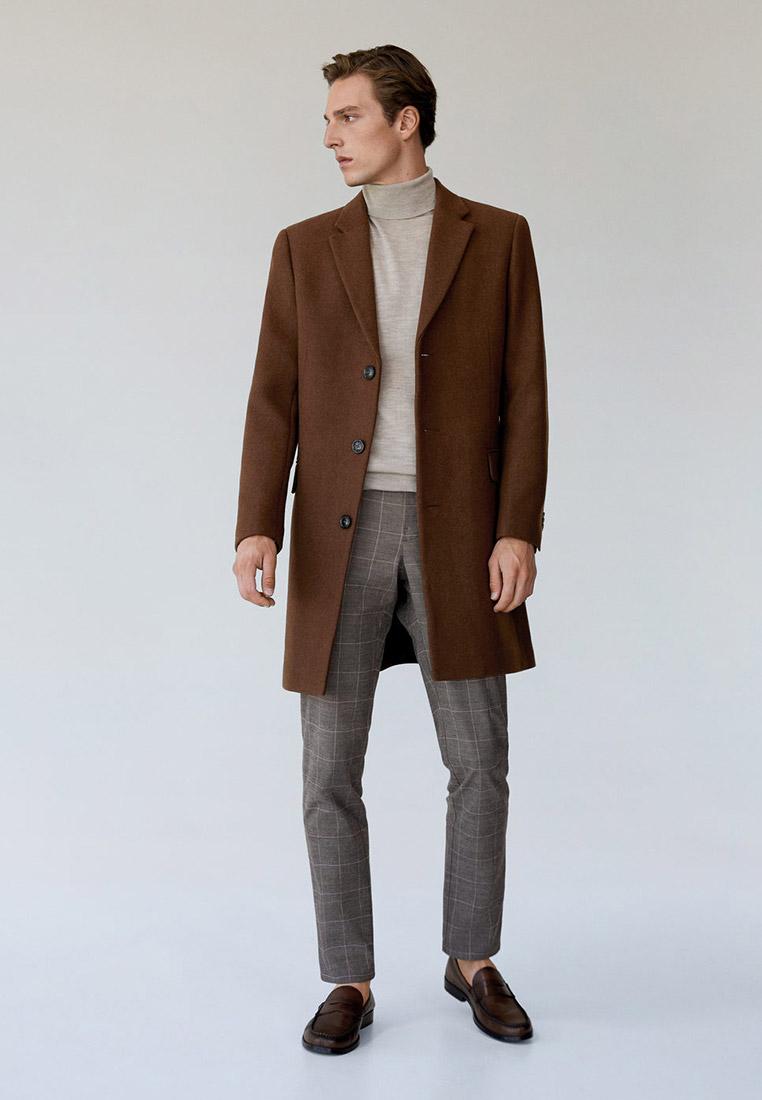 Мужские пальто Mango Man 77074378: изображение 2