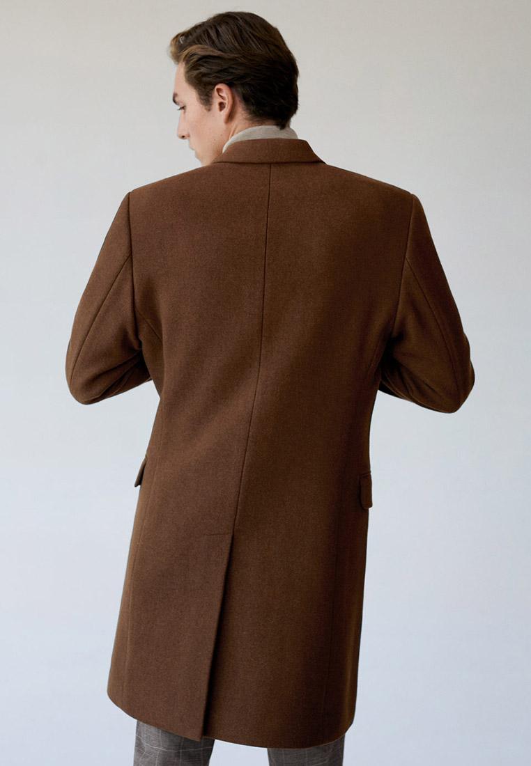 Мужские пальто Mango Man 77074378: изображение 3