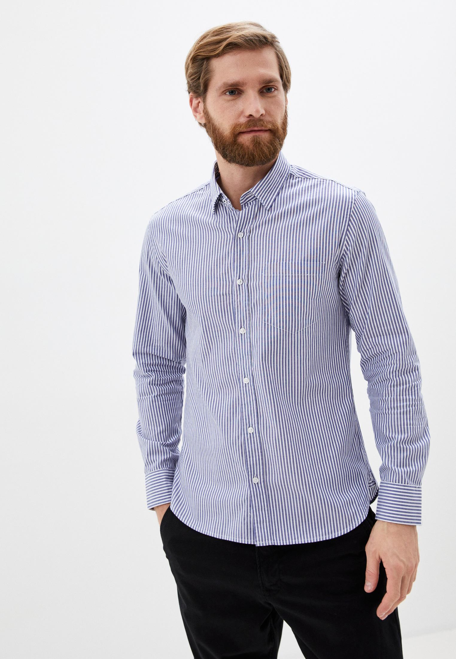 Рубашка с длинным рукавом Mango Man 77065904