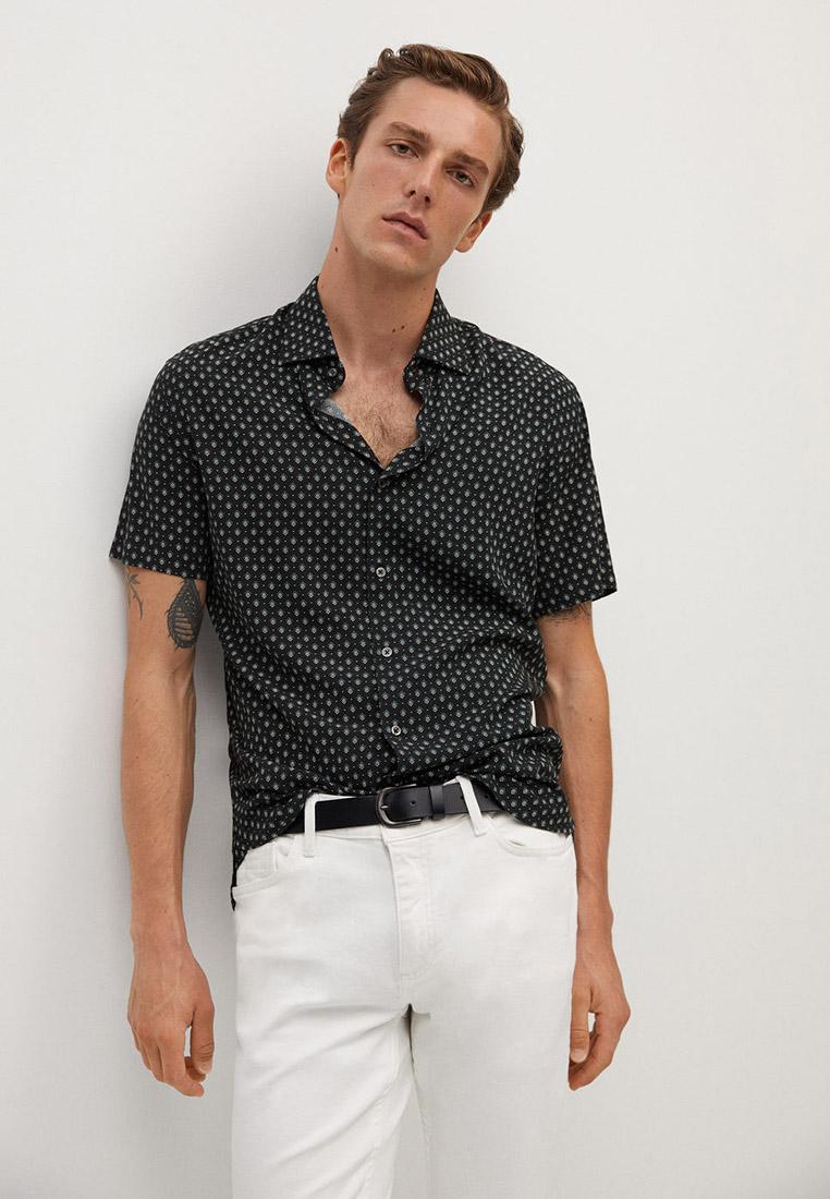Рубашка с длинным рукавом Mango Man 77034381