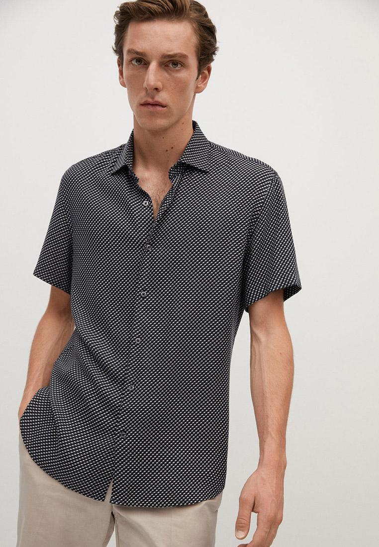 Рубашка с длинным рукавом Mango Man 77064378