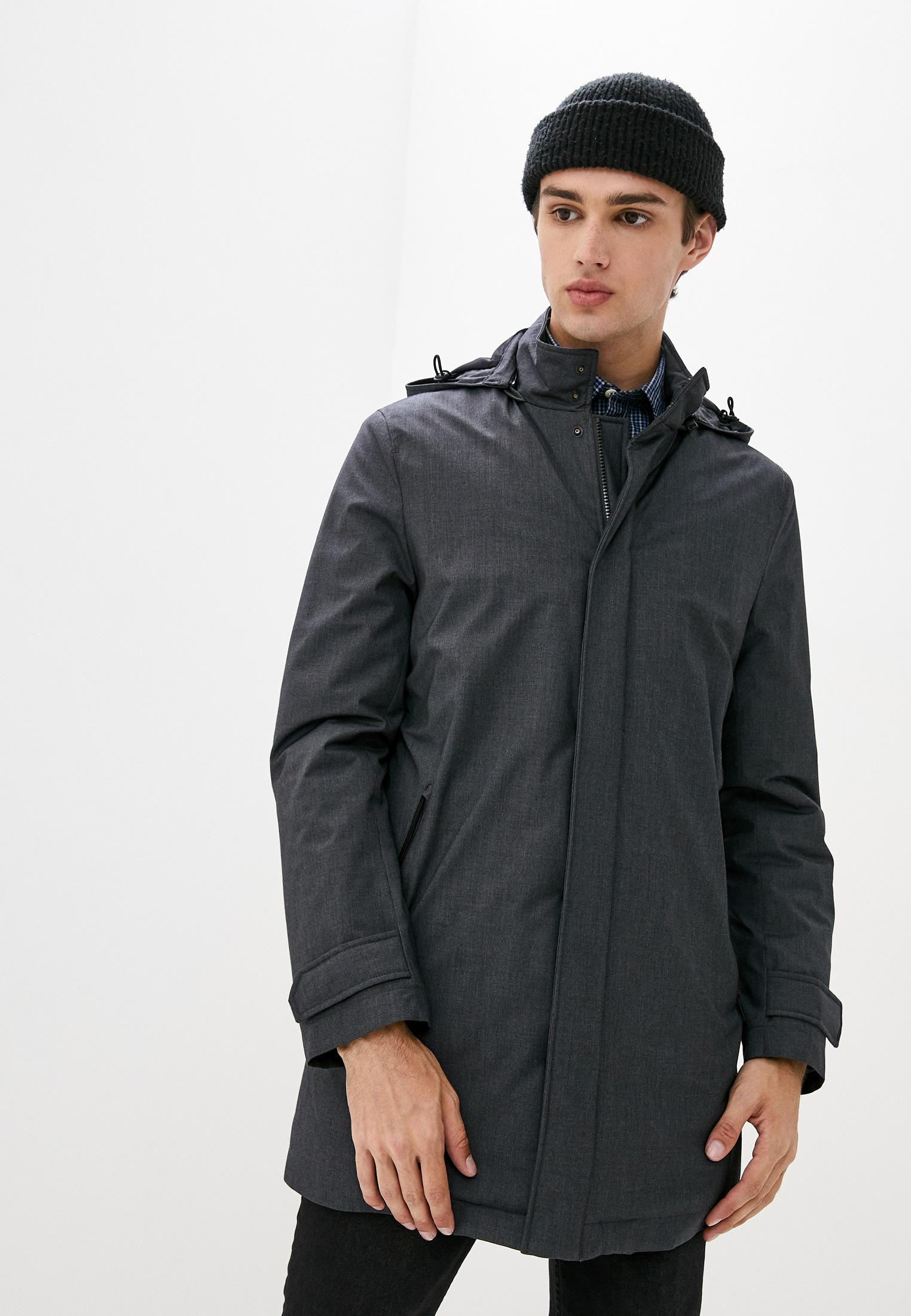 Утепленная куртка Mango Man 77907880